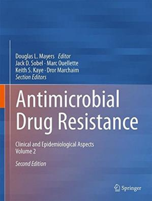Buchdeckel Antimicrobial Drug Resistance. Vol. 2: Clinical and Epidemiological Aspects