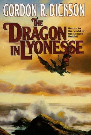 Book cover The Dragon in Lyonesse