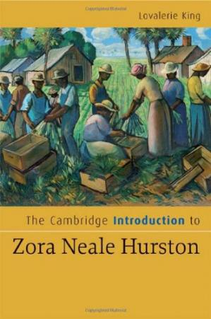 Εξώφυλλο βιβλίου The Cambridge Introduction to Zora Neale Hurston (Cambridge Introductions to Literature)