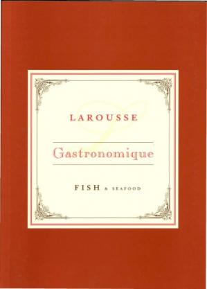 Book cover Larousse Gastronomique Recipe Collection - Fish & Seafood