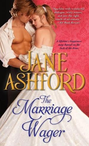 Book cover The Marriage Wager