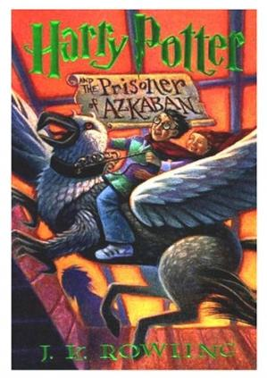 Book cover Rowling, JK - Harry Potter 3 - Prisoner of Azkaban