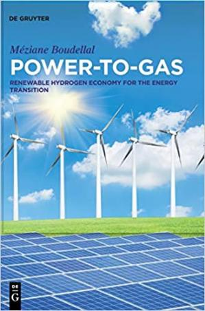 Book cover Power-to-Gas: Renewable Hydrogen Economy for the Energy Transition
