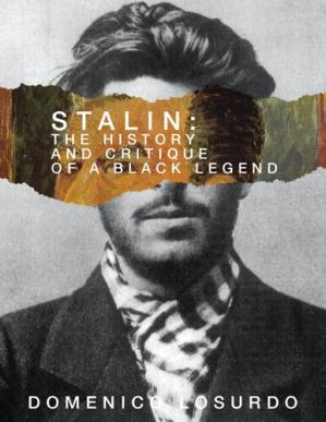 Book cover Stalin: The History and Critique of a Black Legend
