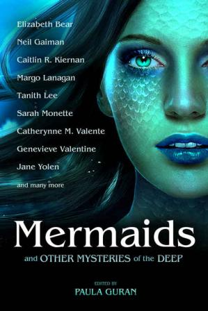 Book cover Mermaids and Other Mysteries of the Deep
