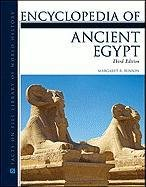 表紙 Encyclopedia of Ancient Egypt