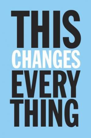 Book cover This Changes Everything. Capitalism vs The Climate