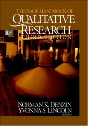 Book cover The SAGE Handbook of Qualitative Research