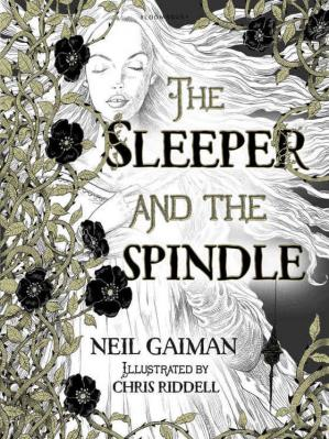 Book cover The Sleeper and the Spindle