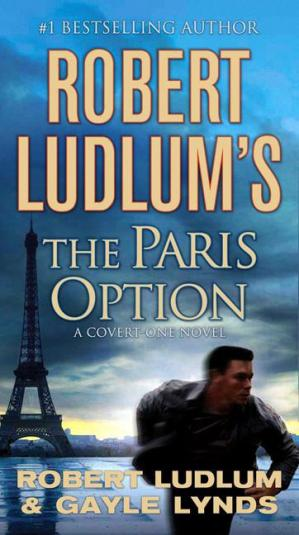 Book cover The Paris Option