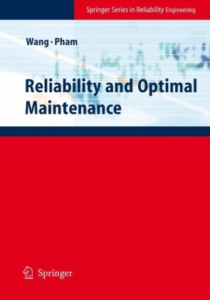 Book cover Reliability and Optimal Maintenance