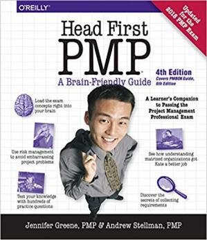 Book cover Pmp: A Learner's Companion to Passing the Project Management Professional Exam