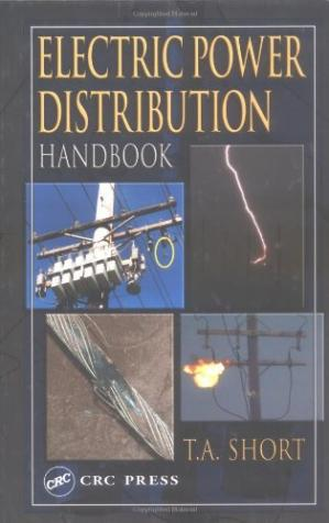 Book cover Electric power distribution handbook