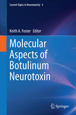 Обкладинка книги Molecular Aspects of Botulinum Neurotoxin