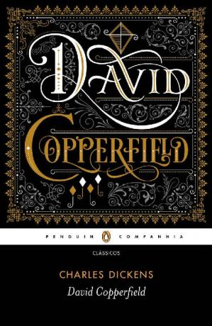 Book cover David Copperfield