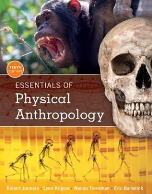 Copertina Essentials of Physical Anthropology