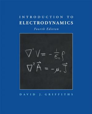 Book cover Introduction to Electrodynamics
