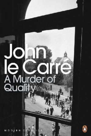 Book cover A Murder of Quality