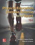 Book cover Foundations of Physical Education, Exercise Science, and Sport