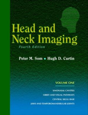 Book cover Head and Neck Imaging (2 Vol set )