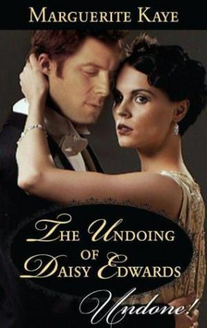 Sampul buku The Undoing of Daisy Edwards