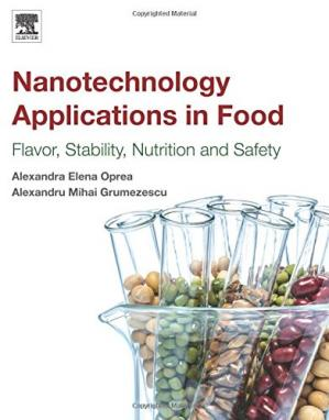 पुस्तक कवर Nanotechnology Applications in Food: Flavor, Stability, Nutrition and Safety