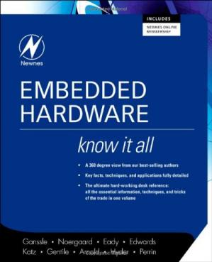 Book cover Embedded Hardware