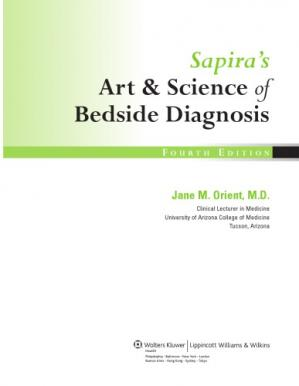 غلاف الكتاب Sapira's Art & Science of Beside Diagnosis