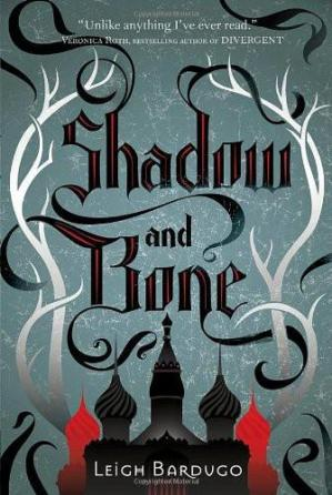 Kulit buku Shadow and Bone