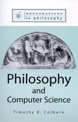 Book cover Philosophy and Computer Science