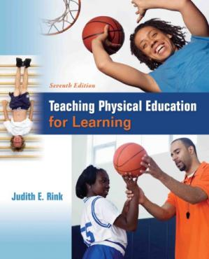 Book cover Teaching physical education for learning