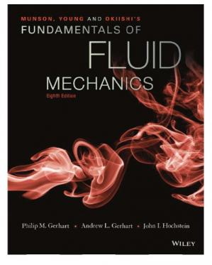 Buchdeckel Fundamentals of Fluid Mechanics 8th edition