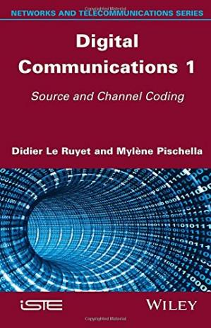Book cover Digital Communications 1: Source and Channel Coding