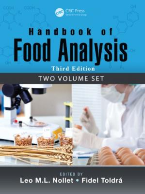 表紙 Handbook of food analysis. Volume I