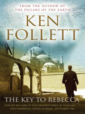 Book cover The Key to Rebecca