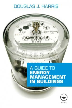 Portada del libro A Guide to Energy Management in Buildings