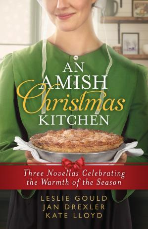Book cover An Amish Christmas Kitchen