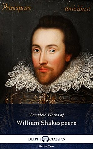 पुस्तक कवर Complete Works of William Shakespeare