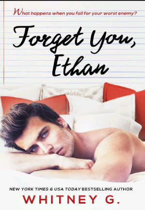 A capa do livro Forget You, Ethan