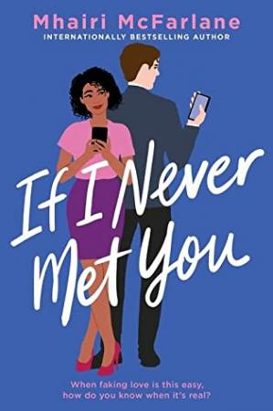 Book cover If I Never Met You