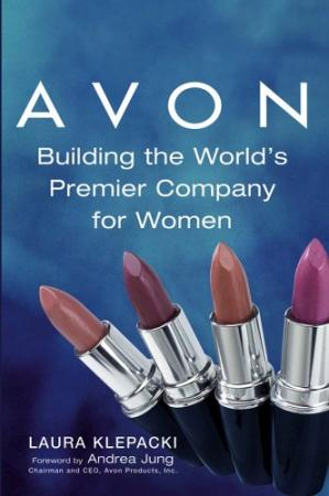 Copertina Avon: Building The World's Premier Company For Women