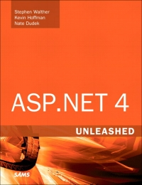 La couverture du livre ASP.NET 4 Unleashed