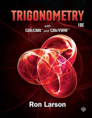 Book cover Trigonometry