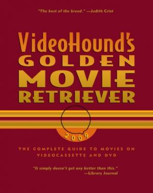 表紙 Videohound's Golden Movie Retriever 2009