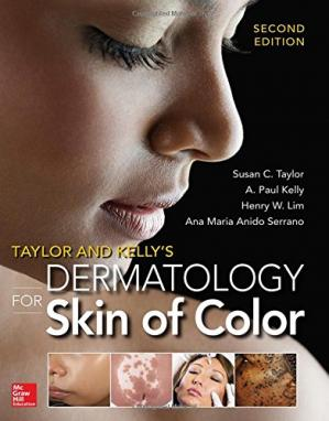 Portada del libro Taylor and Kelly's Dermatology for Skin of Color