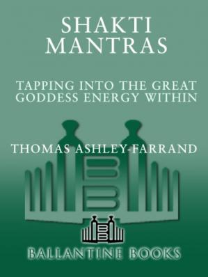 Обложка книги Shakti mantras : tapping into the Great Goddess energy within