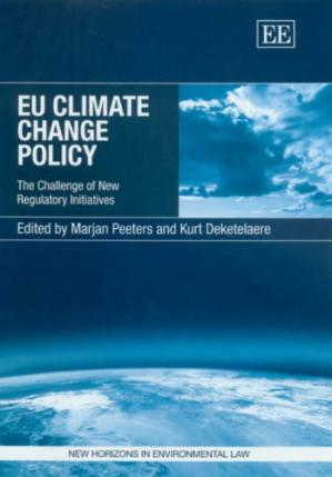 Εξώφυλλο βιβλίου Eu Climate Change Policy: The Challenge of New Regulatory Initiatives (2006)(en)(352s)