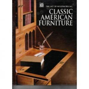 Buchdeckel Art Of Woodworking - Classic American Furniture