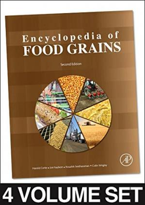 Book cover Encyclopedia of Food Grains, Second Edition