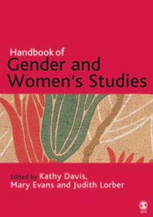 Book cover Handbook of Gender and Women's Studies